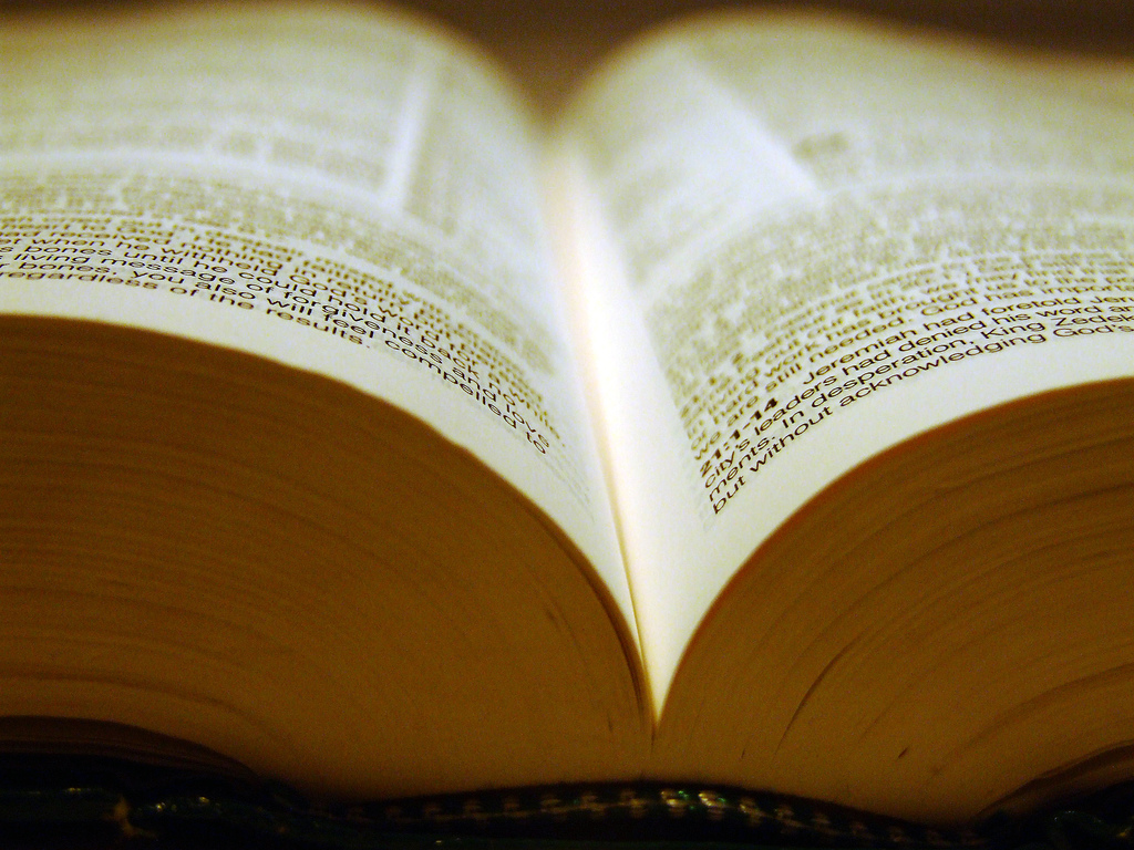 Bible!